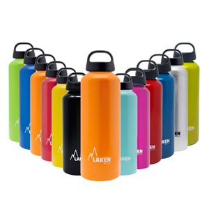 Botellas de aluminio Laken